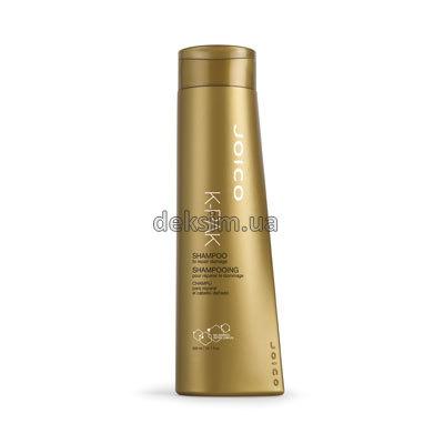 Восстанавливающий шампунь для поврежденных волос Joico K-Pak Reconstruct, 300 мл