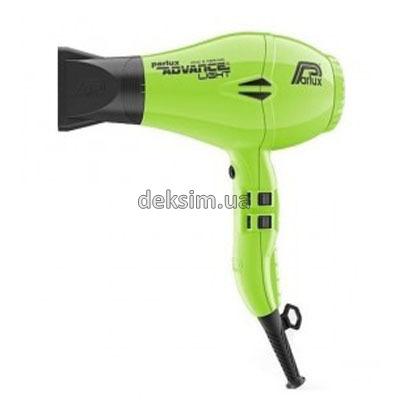 Профессиональный фен для волос Parlux Advance Green (Зеленый) Италия