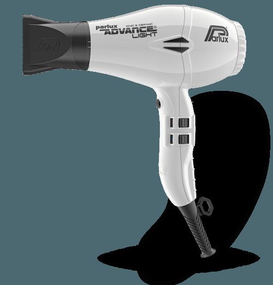 Профессиональный фен для волос Parlux Advance White (Белый) Италия