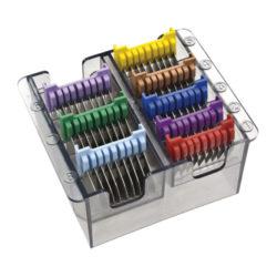 Moser набор стальных насадок 1233-7050 Slide On