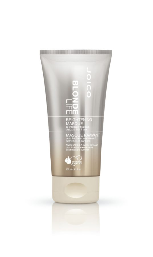 Blonde Life Brightening Mask