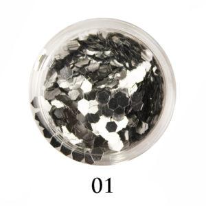Блестки Diamond Adore 01