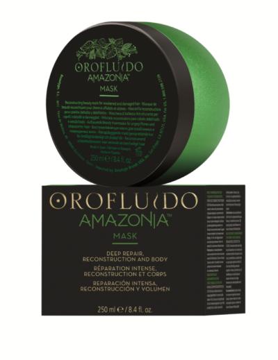 Маска востанавливающая OROFLUIDO AMAZONIA MASK