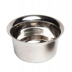 Стальная чаша для бритья Depot Steel Bowl