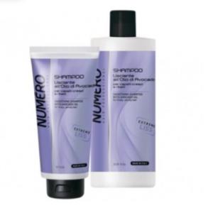 Шампунь для разглаживания волос