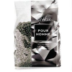 ItalWax горячий воск в гранулах Pour Home для мужчин 1 кг