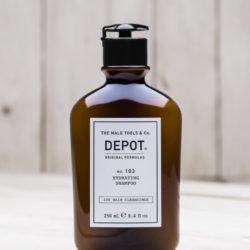 Depot NO 103 Увлажняющий шампунь для сухих и ломких волос