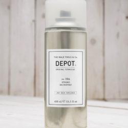 Depot NO 306 Лак сильной фиксации для объема волос