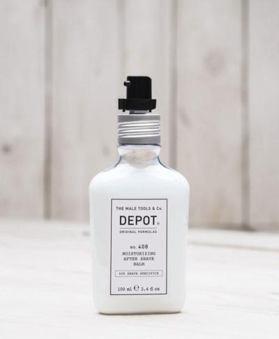Depot NO 408 Увлажняющий бальзам после бритья