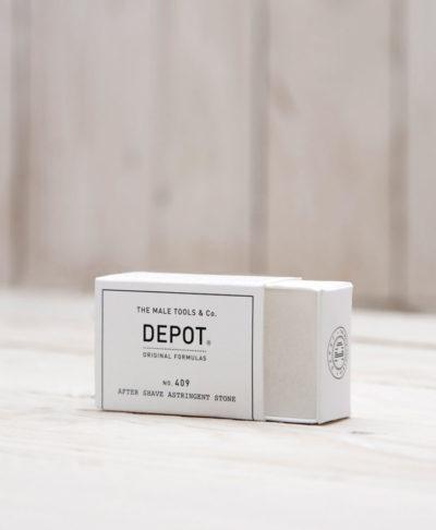 Depot NO 409 Вяжущий камень после бритья