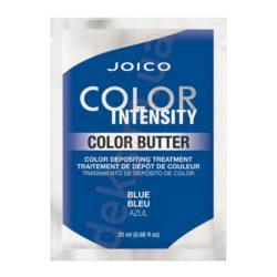 Цветное масло для волос Joico Color Intensity Care Butter Blue Синий, 20 мл