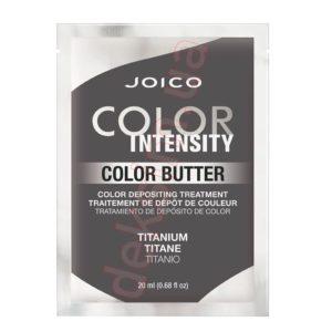 Цветное масло для волос Joico Color Intensity Care Butter Titan Титан, 20 мл