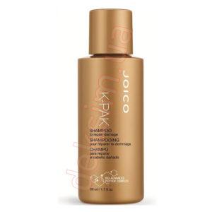 Восстанавливающий шампунь для поврежденных волос Joico K-Pak Reconstruct, 50 мл