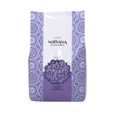 ItalWax горячий воск в гранулах Лаванда Nirvana Нирвана 1 кг