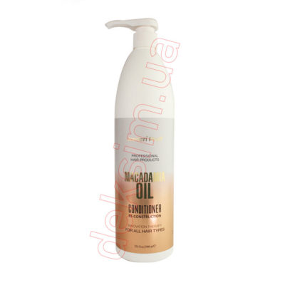Кондиционер для волос Jerden Proff с маслом макадамии, 1000 мл
