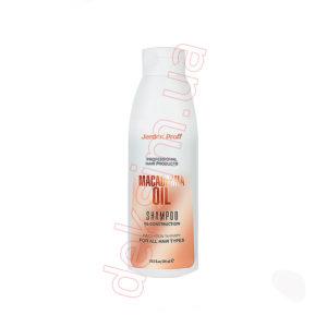 Шампунь для волос с маслом Макадамии Jerden Proff, 1000 мл