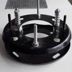 Механизм крепеж узел наклона для парикмахерской мойки раковины