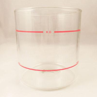 Silver Fox стеклянный стакан колба для вапоризатора F-601, F-638 F-800А, F-800B