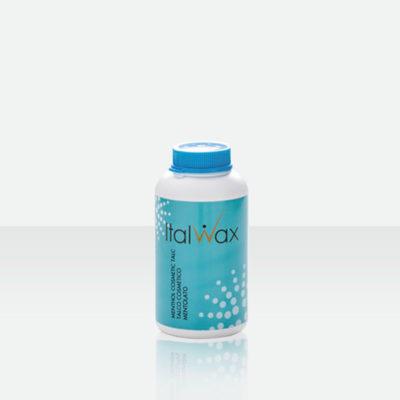 Italwax тальк косметический для депиляции с ментолом 150 гр