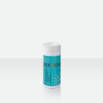 Italwax тальк косметический для депиляции с ментолом 50 гр