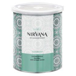 ItalWax Сандал Нирвана Nirvana теплый воск для депиляции в банке 800 мл