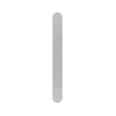 Stalex пилочка для ногтей прямая лазерная Pro Expert 10 - 165 мм (широкая)