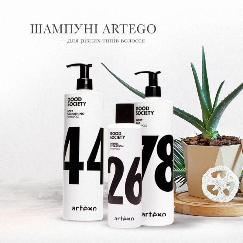 Artego - профессиональная косметика для волос